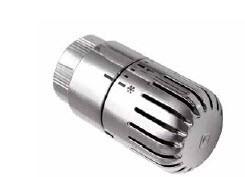 Thermostatkopf ETNA M30x1,5 - Weiss
