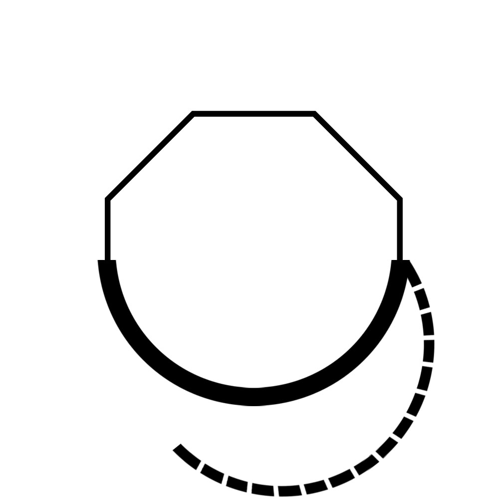 T-r-ffnung-symbolik-prisma-halbrund-nach-rechts