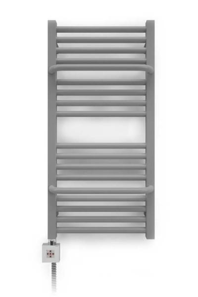 Handtuchtrockner in grau