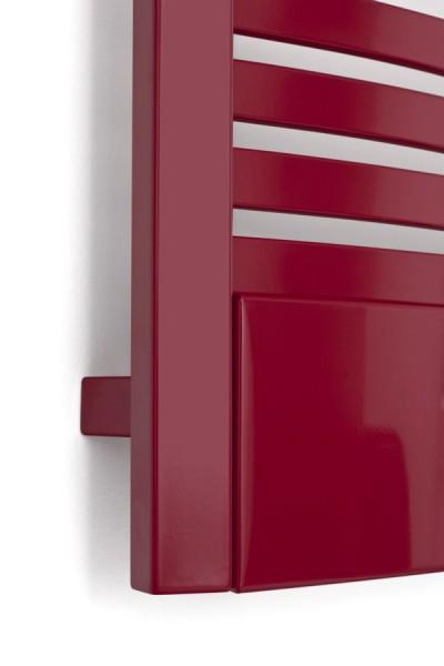 Badzeizkörper Dexter Pro seitenansicht komplett in rot