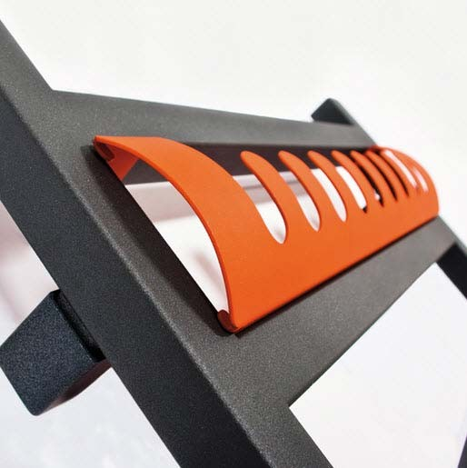 Handtuchhalter TERMA SIMPLE 500 mm -Farbe