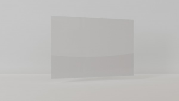 Infrarotheizung Glas Black