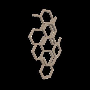 Hex sofort 821/486 / Bright Copper